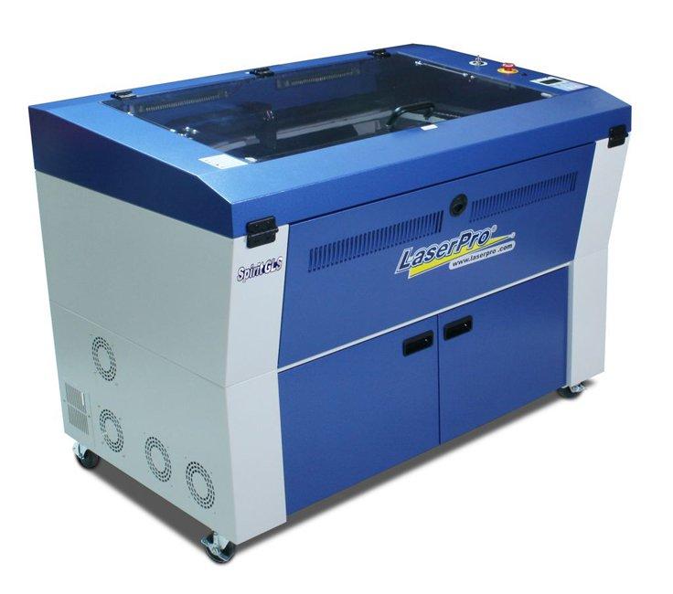 Лазерный гравер GCC LaserPro Spirit GLS