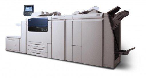 Цветная печатная машина Xerox Color C75 Press