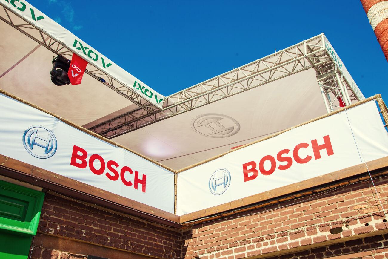 Запуск нового продукта Bosch IXOV